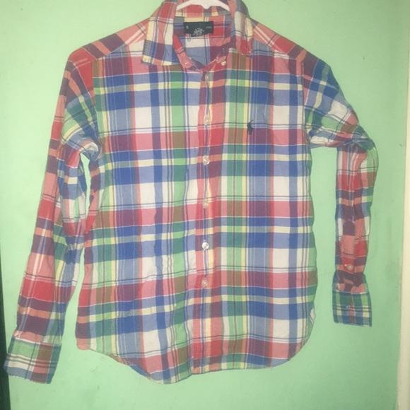 Ralph Lauren Other - Polo Button Down Shirt